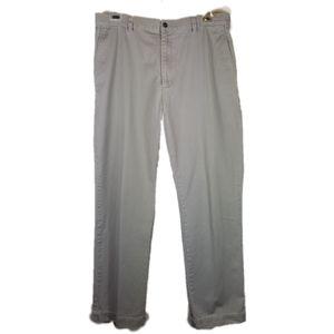 Jo's A Bank Dress Pants Sz 37 × 33 Gray